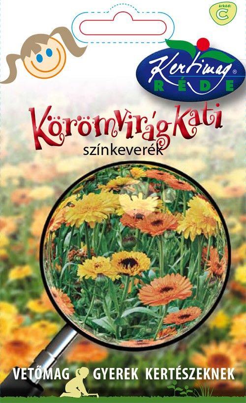 Seminte de Galbenele mix Micul Gradinar - KM - Calendula officinalis