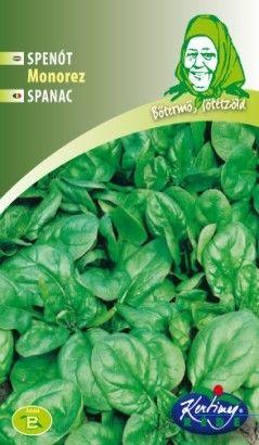 Seminte de Spanac Monorez - GB - Spinacia oleracea