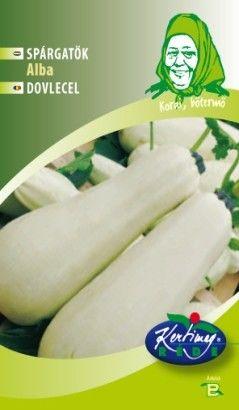 Seminte de Dovlecel Alba - GB - Cucurbita maxima