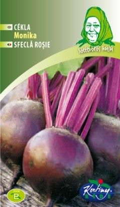 Seminte de Sfecla rosie Monika - GB - Beta vulgaris