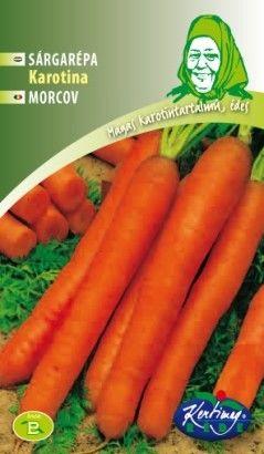 Seminte de Morcov Karotina - GB - Daucus carota