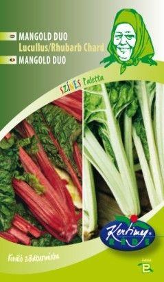 Seminte de Mangold verde-rosu - GB - Beta vulgaris