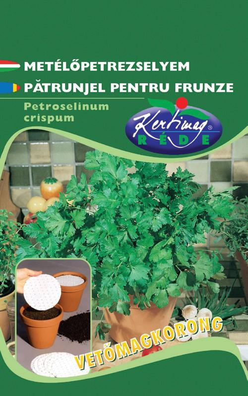 Seminte de Patrunjel frunze - disc