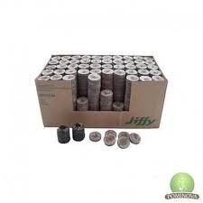 Pastile Jiffy 44 mm - cutie cu 1000 bucati