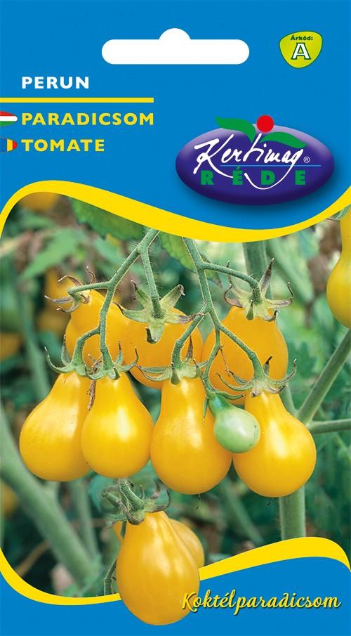 Seminte de Tomate Perun - KM - Lycopersicon esculentum