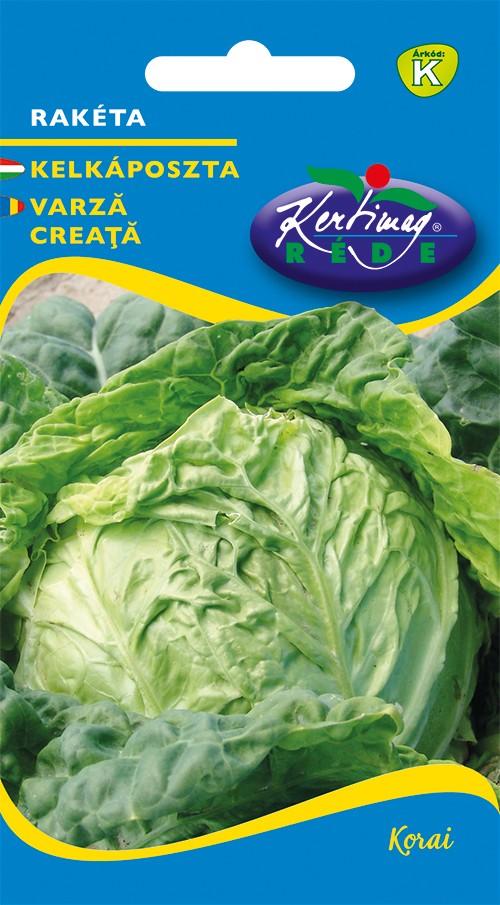Seminte de Varza creata Raketa - KM - Brassica oleracea convar capitata